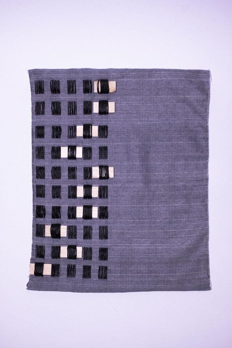 Francesca Miotti Textiles - Audio Wefts
