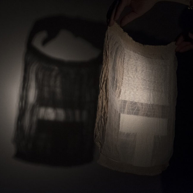 Francesca Miotti Textiles - Shadow Finders
