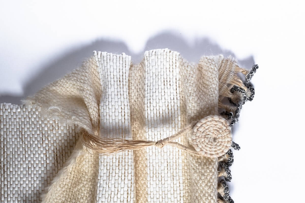 Francesca Miotti Textiles - Woven vessels