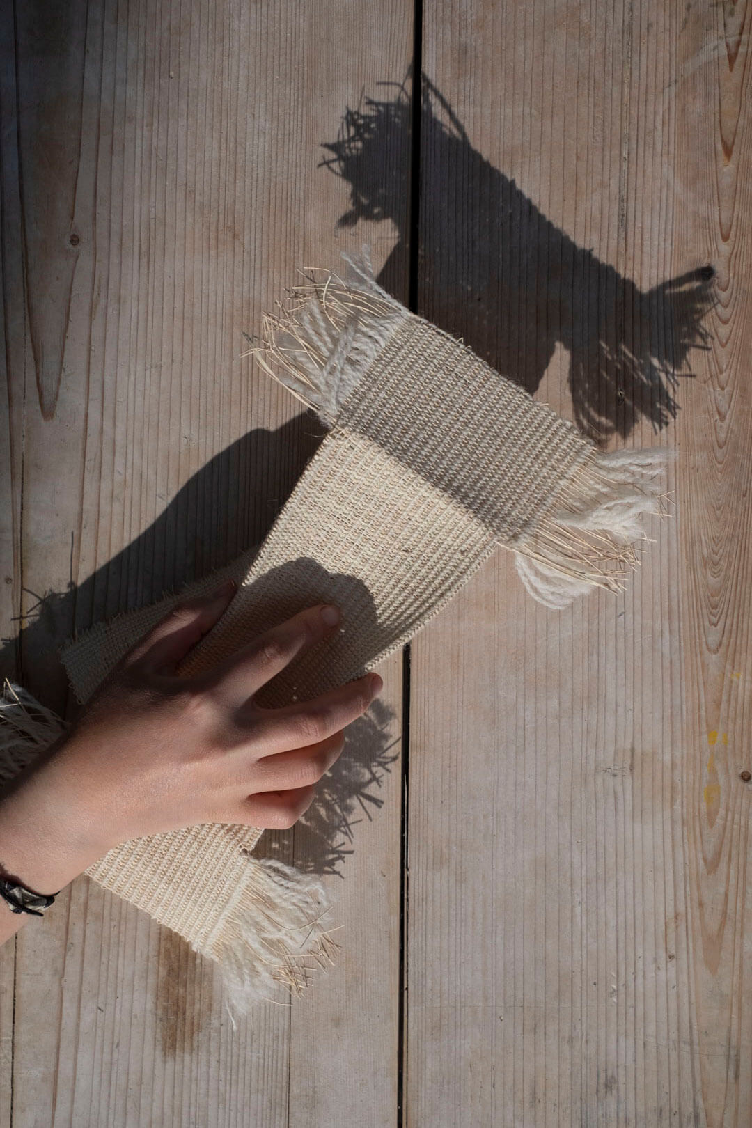 Francesca Miotti Textiles - Woven playing tools
