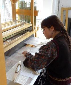 Francesca Miotti Textiles Designer based in London